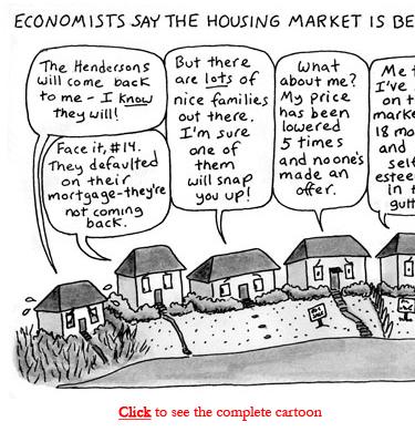 depressed housing market