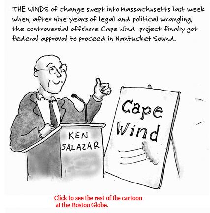 cape wind farm nantucket sound approval cartoon
