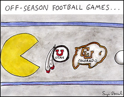 cartoon about pac-10 expansion football conference realignment