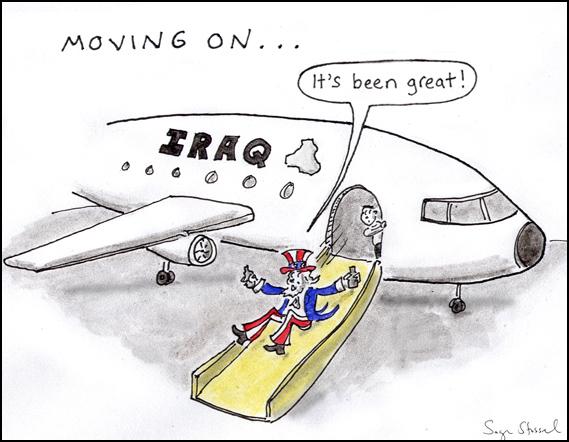 jet blue steven slater flight attendant dramatic exit cartoon