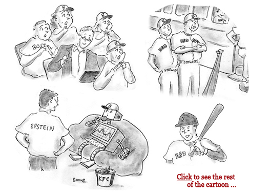 red sox collapse, September, popeyes xbox chicken beer, john lackey, theo epstein, tito francona, liverpool fc, jacoby ellsbury comeback player, john henry cartoon