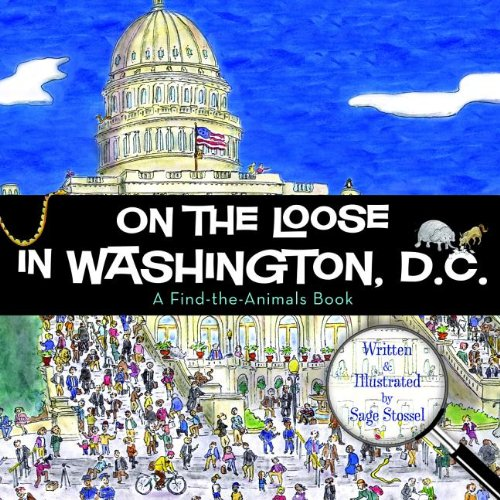 washington dc children's book