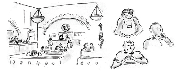 whitey bulger trial, judge denise casper instructs jurors, attorney brian t. kelly opening argument, defense attorney j.w. carney opening argument, whitey bulger video, detective robert long witness testimony, operation lobster, sage stossel