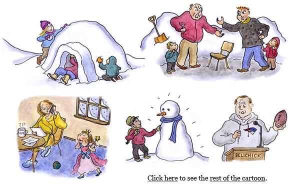 boston winter 2015, snow, schools, snowdays, teachers, homework, mbta, keolis, belichick, deflategate,  boston globe sage stossel