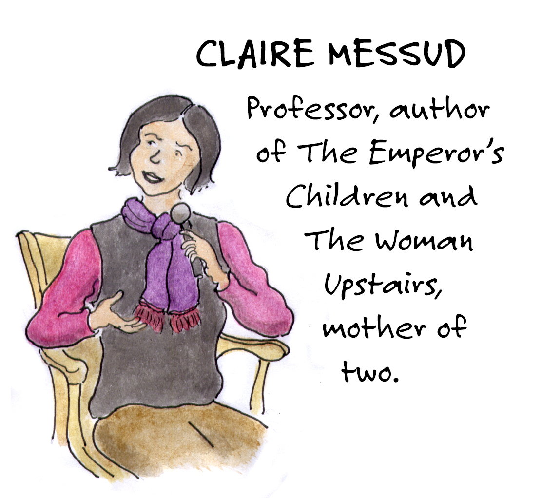 claire messud