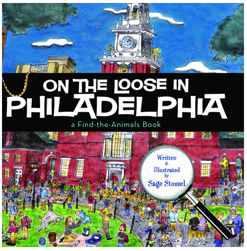 Philadelphia children's book
