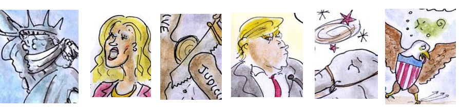 Sage Stossel Atlantic cartoons of 2017