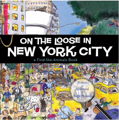 New York City children's book